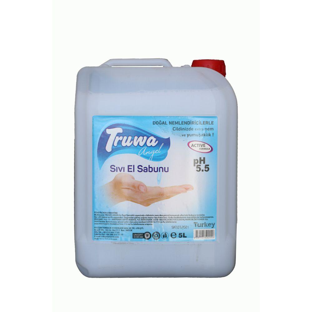Sıvı El Sabunu Beyaz 5 LT