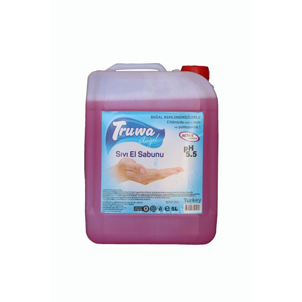 Sıvı El Sabunu Pembe 5 LT