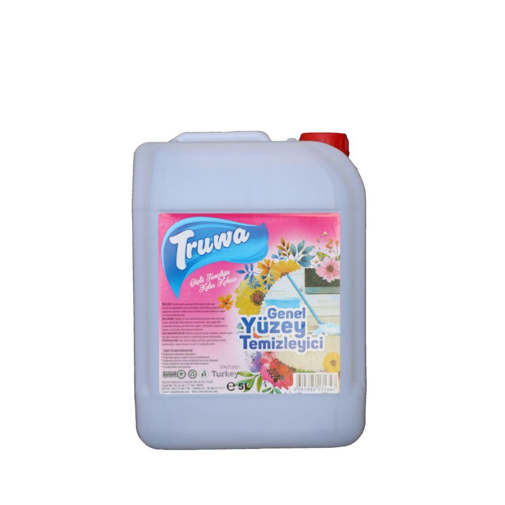 Yüzey Temizleyici Beyaz Sabun 5 LT